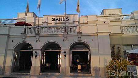 sands 大門