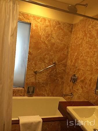 Deluxe Room 浴室