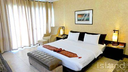 Silver Suite Room