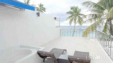 Oceanview Suite Room