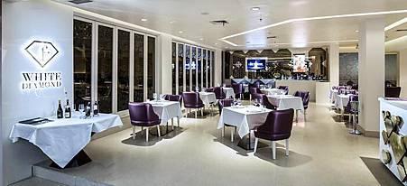 白鑽石餐廳