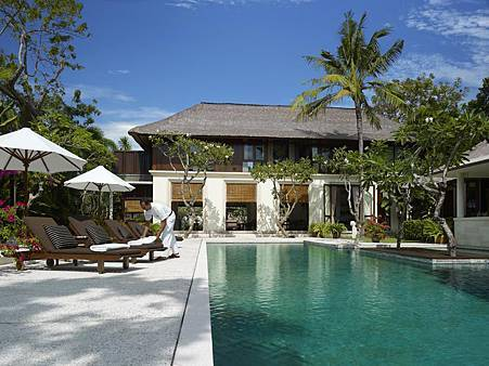 Residence Villa exterior with pool