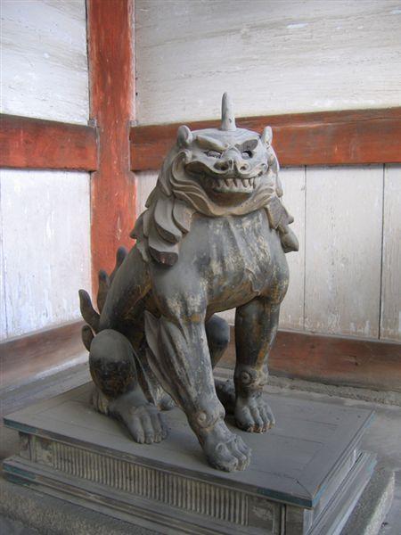 仁和寺石獅.jpg