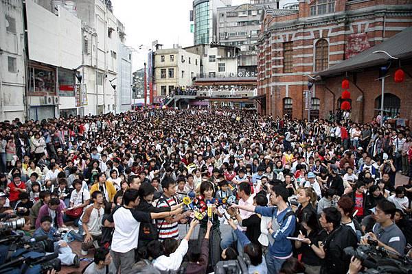 2004.10.30 西門町紅樓簽唱會