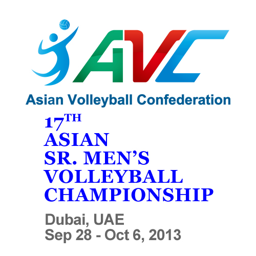17th Asian Sr. Men's Volleyball Championship