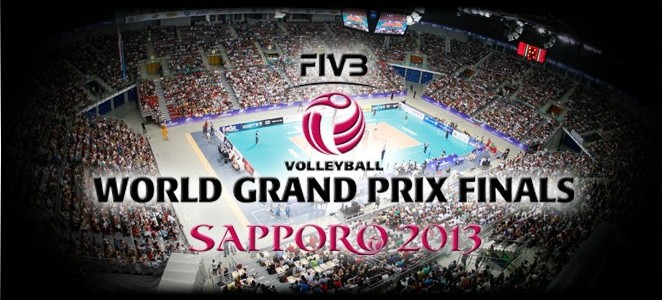 FIVB World Grand Prix Finals SAPPORO 2013 Live Streaming