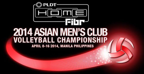 2014 Asian Men's Club Volleyball Championship