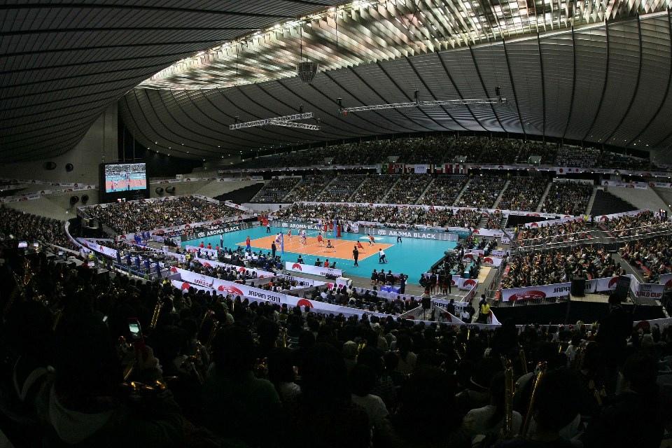 0812-東京代代木體育館