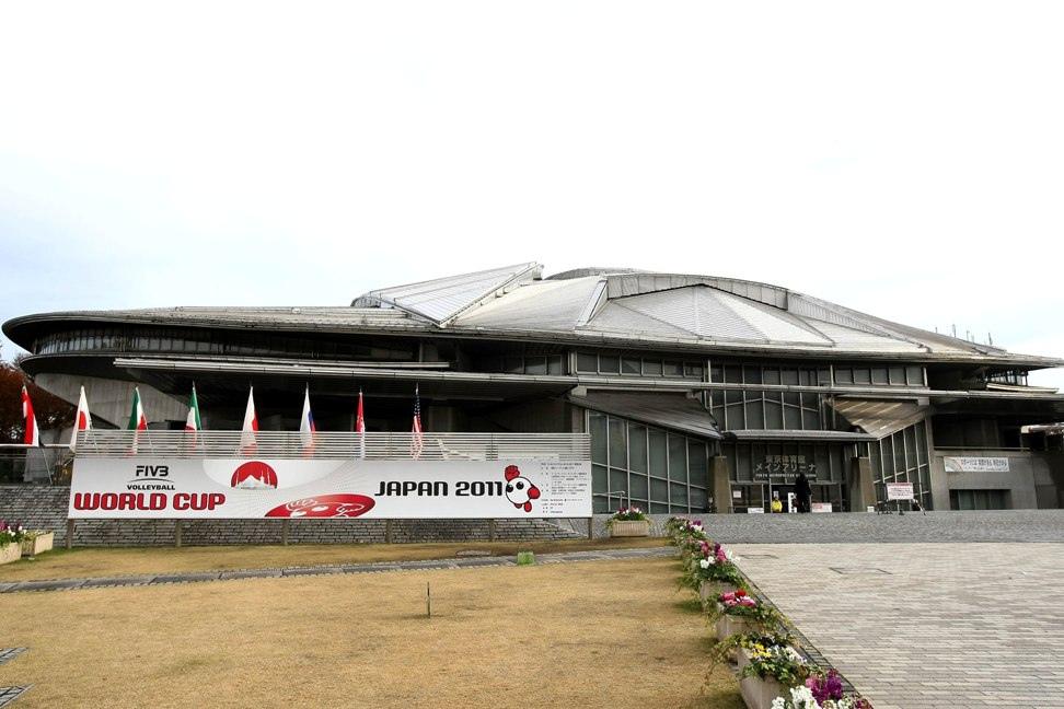 0812-東京體育館