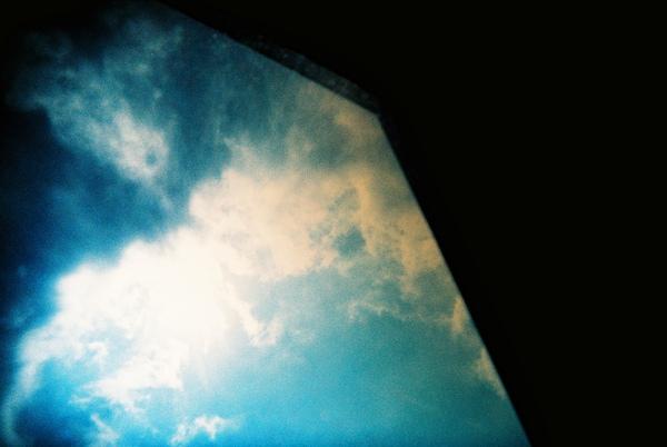 還是拍拍天空好了!
