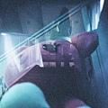 momo跟捷運站手扶梯重曝