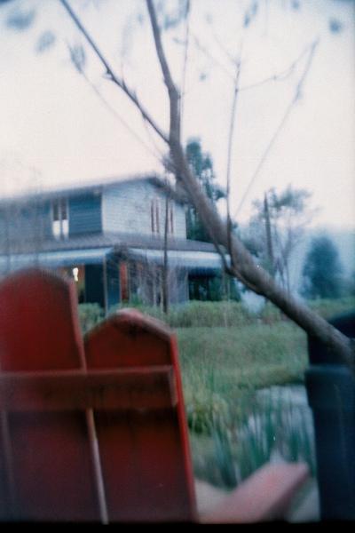 遠方的屋子就是天邊的家..