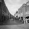 傳藝中心的街道