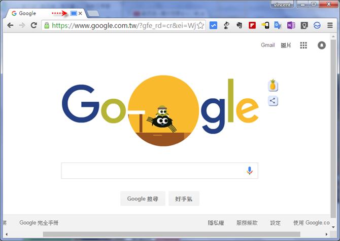 使用Google Chrome將電腦內容投放至電視上顯示