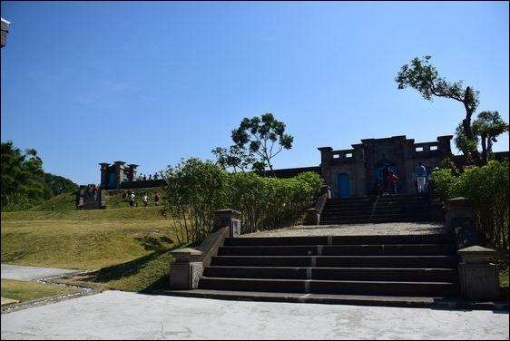踏青好去處:原台南水道-淨水池區