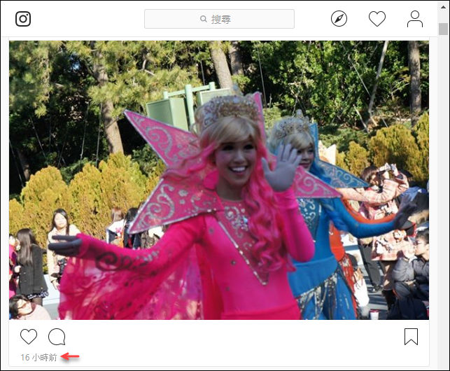 儲存Instagram的圖片(配合Evernote Web Clipper)