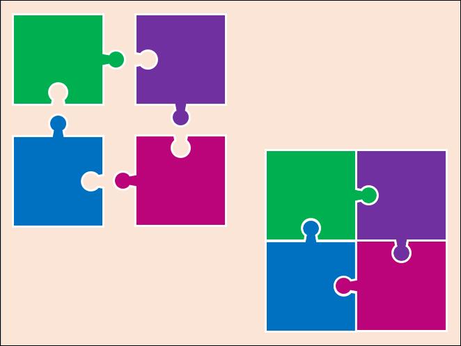 PowerPoint-製作拼圖元件