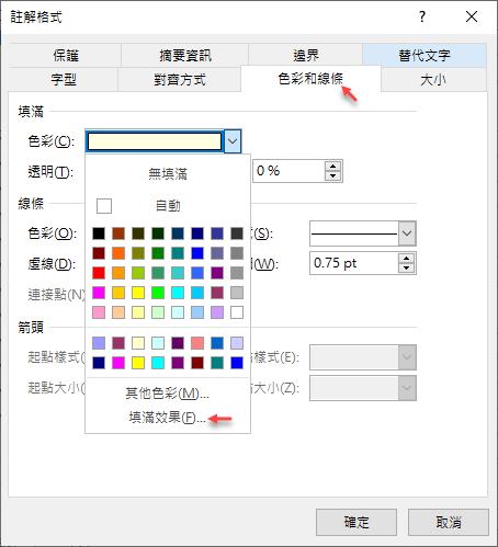 Excel-將學生相片藏在資料表中(註解)