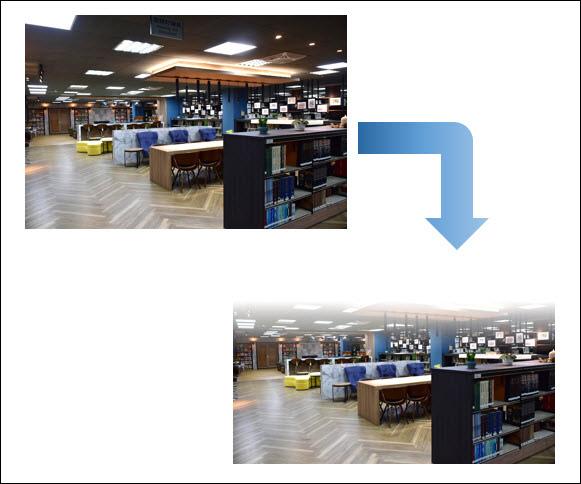PowerPoint-為圖片設計漸層的遮罩效果