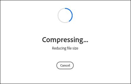 利用Adobe提供的免費線上工具壓縮PDF檔
