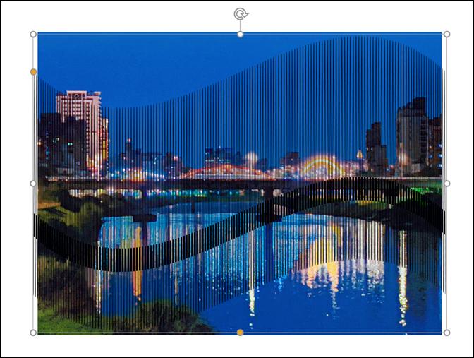 PowerPoint-利用文字效果做影像處理