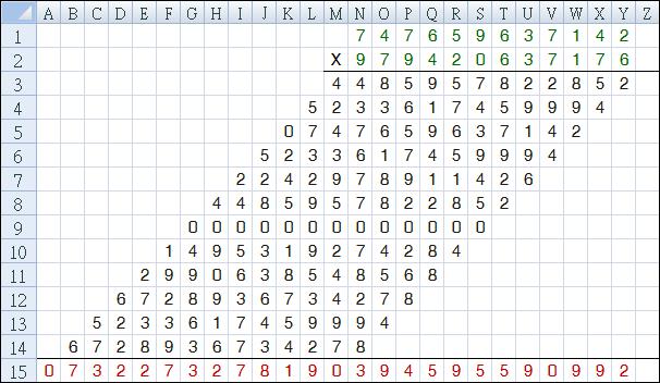 Excel-趣味應用