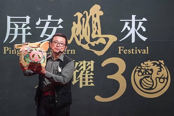【活動紀錄】2019台灣燈會 主燈暨小提燈 造型發表記者會 - 0148.JPG