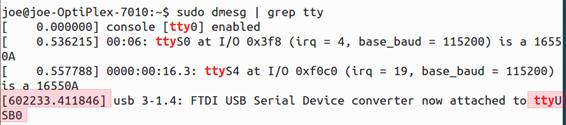 IT事件簿-怎麼用Ubuntu連接網路設備的serial console port (COM port