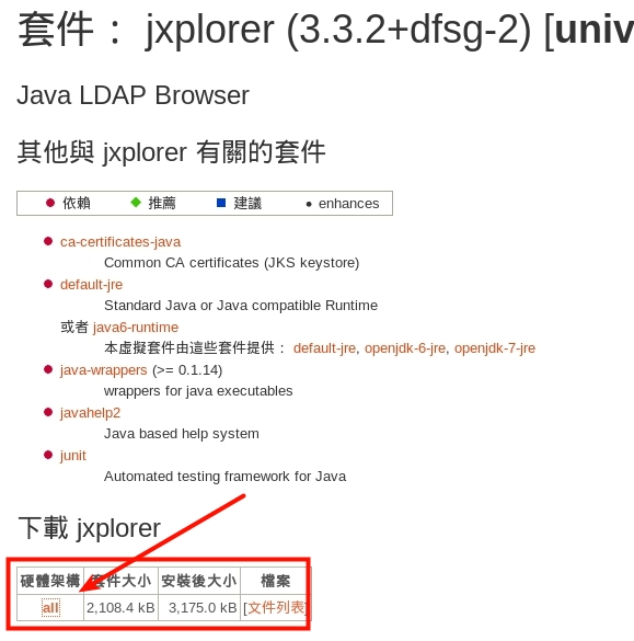 IT事件簿-安裝OpenLDAP管理工具(jxplorer) @ IT001 :: 痞客邦::