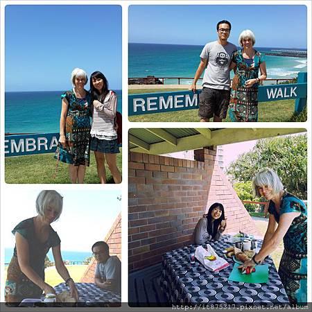 Gold Coast remembrance walk