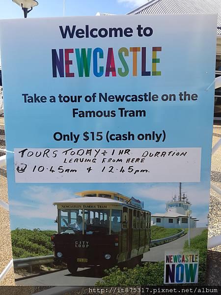 Newcastle Famous Tram 2