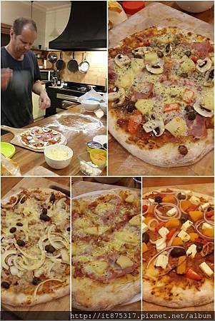 J的拿手Pizza