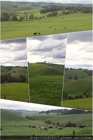 Leongatha風景