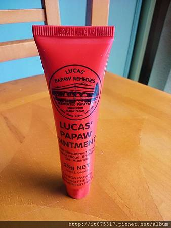 Lucas' Papaw Ointment 正面