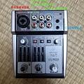BEHRINGER XENYX 302 USB接法