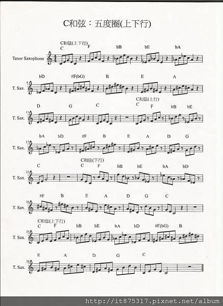 C和弦:五度圈(上下行).jpg