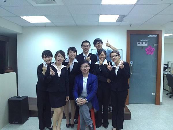 2013.04.19講培團第二次淘汰賽~大專生涯發展協會