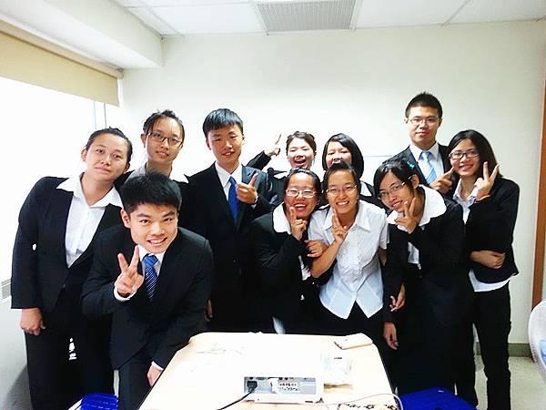 大專生涯發展協會~台中第七屆講培團