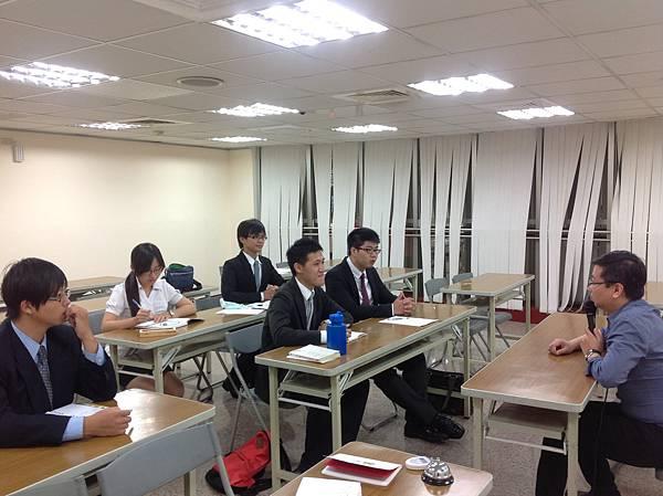 大專生涯發展協會-南部講師培訓團 楊智為老師 3