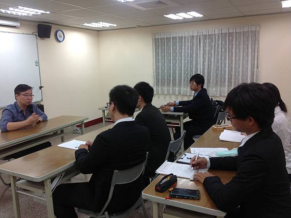 大專生涯發展協會-南部講師培訓團 楊智為老師 2