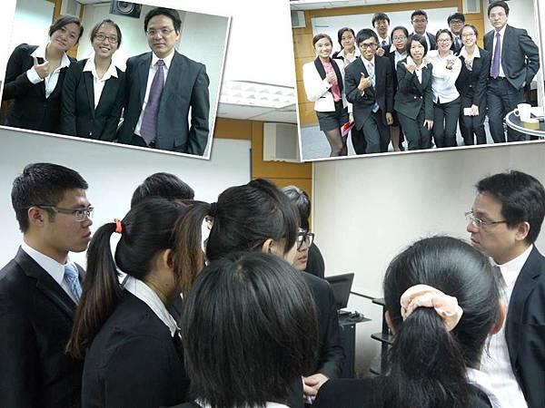 2014.02.25林奕威老師~大專生涯發展協會