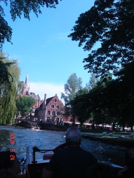 Brugge Boat Trip