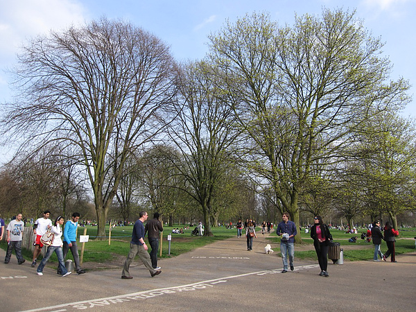 Photo-20100411-04- 海德公園 U.K..jpg