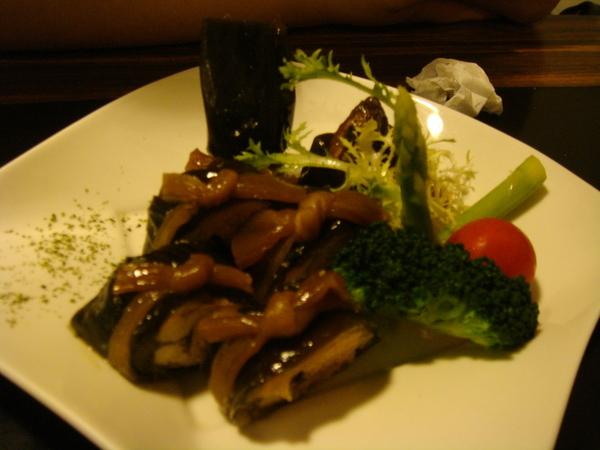 香魚昆布卷