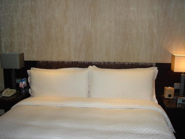 超舒服的大床