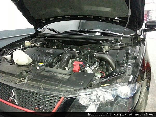 三菱汽車fortis2 0全車引擎腳+發電機更換- 武炮汽車有限公司