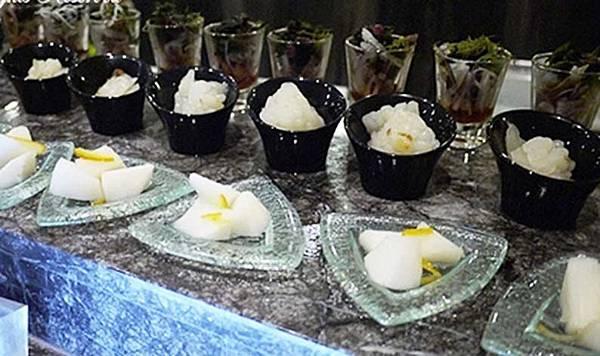 7_高雄麗尊酒店Cercle Buffet & Restaurant 艾可柏菲_冷盤區.jpg
