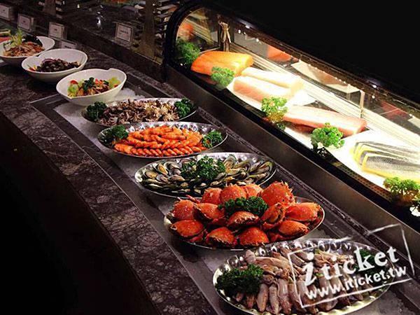 14_高雄麗尊酒店Cercle Buffet & Restaurant 艾可柏菲_海鮮區.jpg