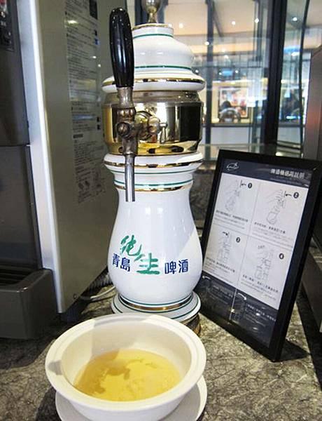 25_高雄麗尊酒店Cercle Buffet & Restaurant 艾可柏菲_啤酒.jpg