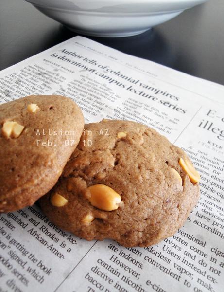 美式花生餅乾-改良品種